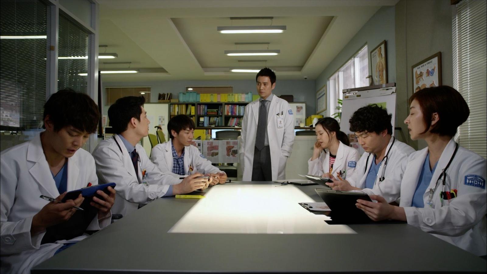 Buen Doctor Episodio 3