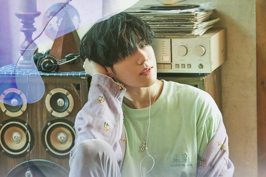 Yugyeom de GOT7 revela una nueva suave canción