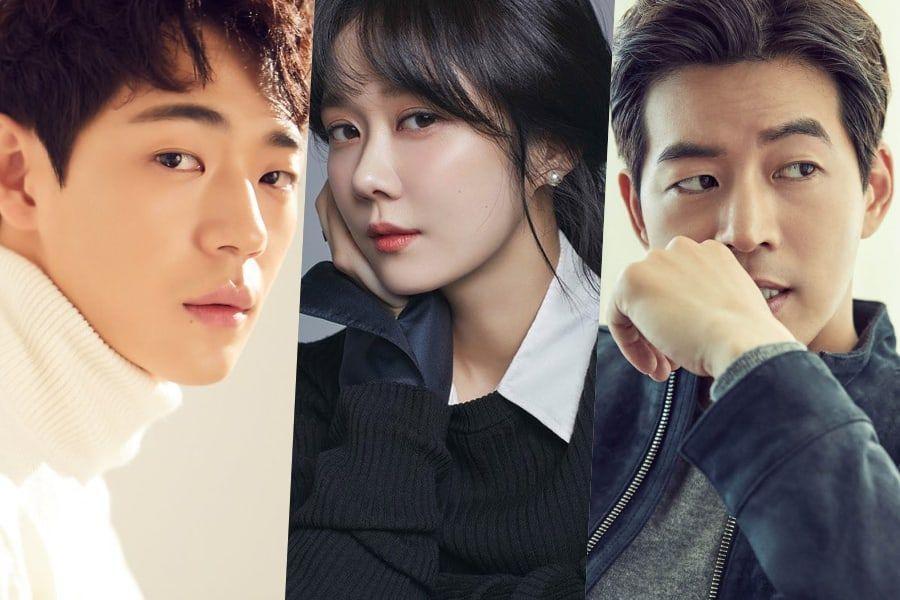 Shin Jae Ha In Talks Along With Jang Nara And Lee Sang Yoon