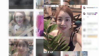 Showbiz Korea Episode 2206: Today's PICstagram! Lee Jun Young(준, U-KISS) & Yoon Se-A(윤세아)