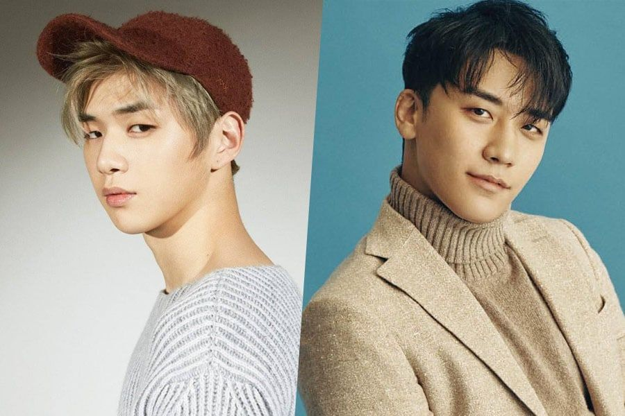 El abogado de Kang Daniel aclara que él no tiene conexión con Seungri