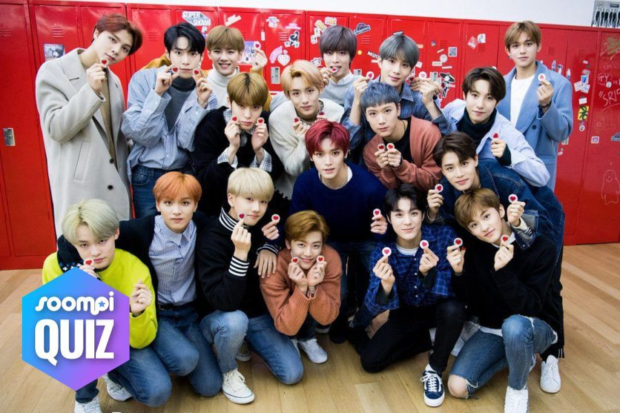 QUIZ: Which NCT Member Is Your Actual Ideal Type? | Soompi