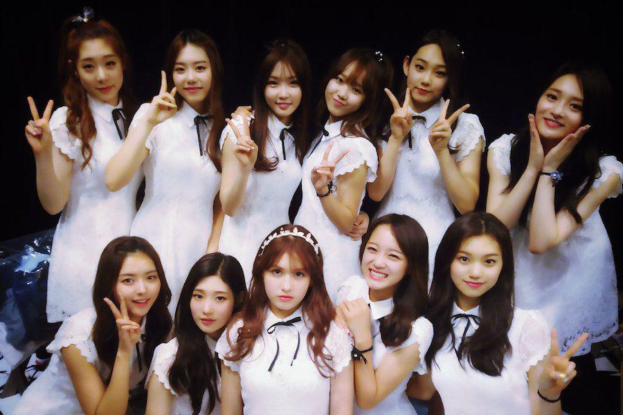 I.O.I Members To Reunite For Live Broadcast In Celebration Of 5th Anniversary