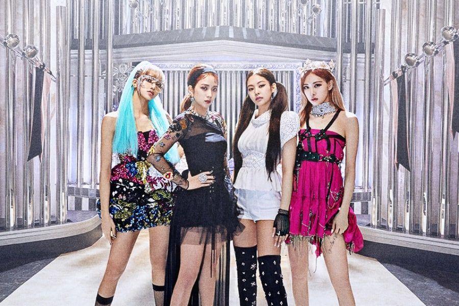 BLACKPINK se convierte en el primer grupo coreano femenino en entrar en el top 40 de la lista oficial de álbumes de Reino Unido