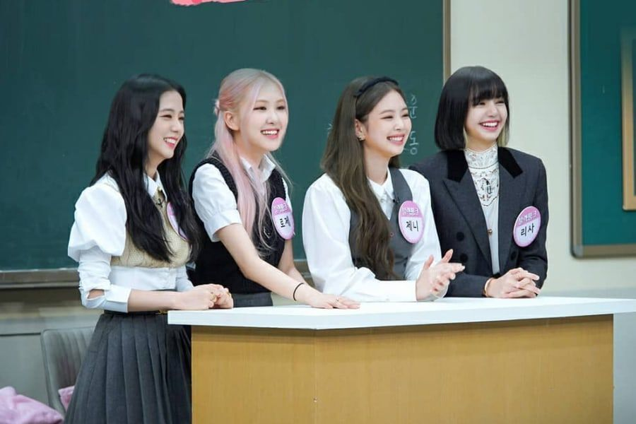 "BLACKPINK Talks About Reuniting With Will Smith, Story Behind Jennie's Name, + How Rosé Ended Up Auditioning For YG On ""Ask Us Anything"""