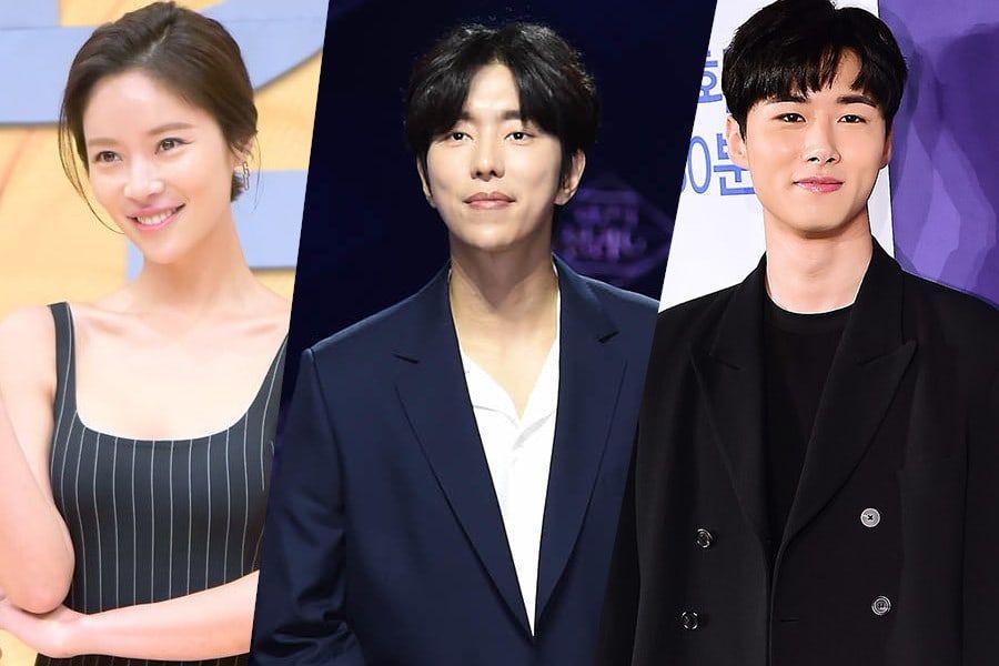 Hwang Jung Eum, Yoon Hyun Min, And Seo Ji Hoon Confirmed For Upcoming KBS Drama