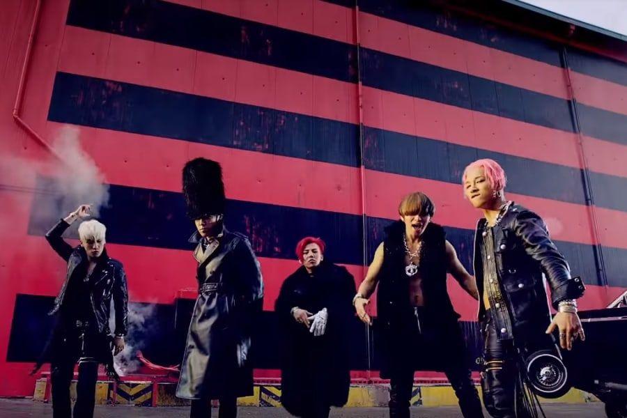 """BIGBANG's """"Bang Bang Bang"""" Becomes Their 2nd MV To Reach 400 Million Views"""