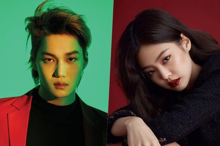 [Último Minuto] Kai de EXO y Jennie de BLACKPINK confirman que están saliendo