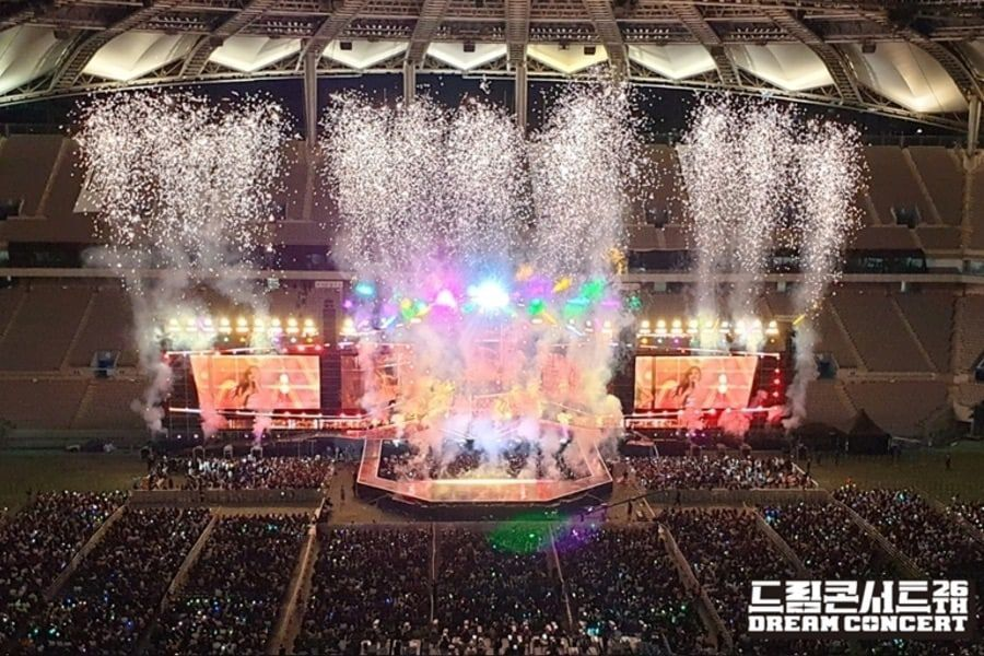 "2020 Dream Concert ""CONNECT:D"" To Be Held Online Due To COVID-19"