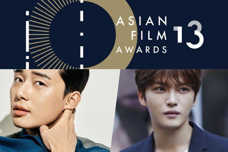 """Park Seo Joon y Kim Jaejoong se llevan a casa premios de los """"13th Asian Film Awards"""""""