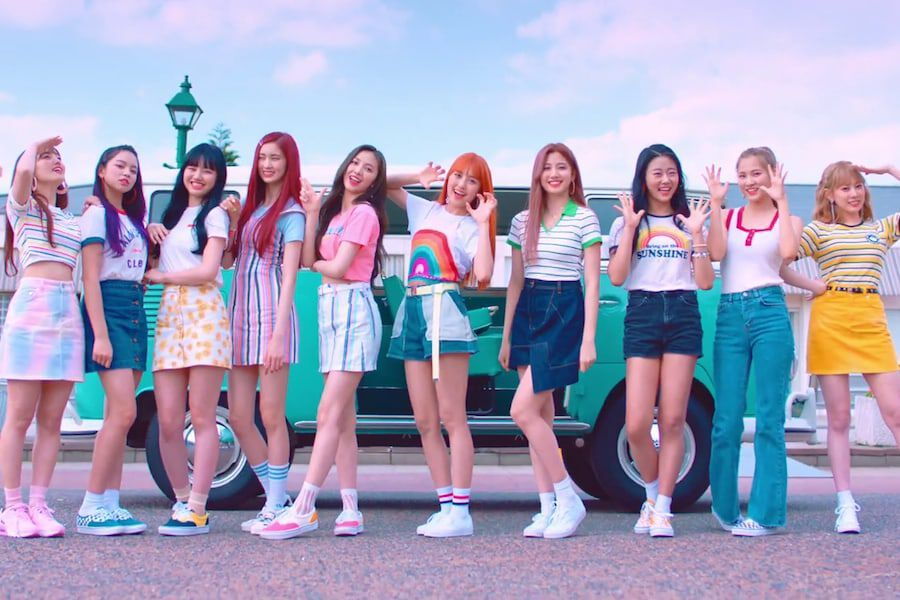 """Watch: Cherry Bullet Says They """"Really Really"""" Like You In Game-Inspired Comeback MV"""
