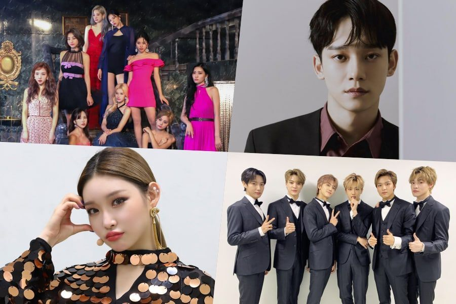 "Watch: TWICE, EXO's Chen, Chungha, NCT Dream, And More Perform At ""SBS Super Concert In Incheon"""