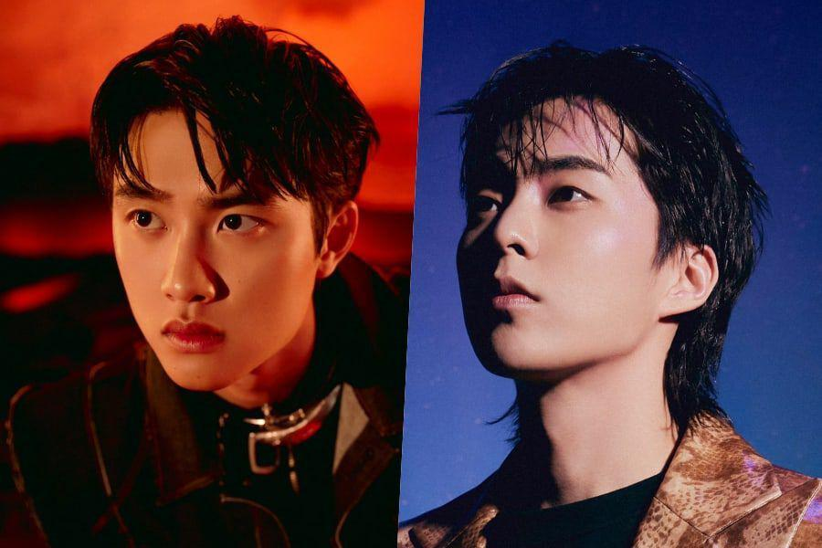 """EXO Drops 1st Comeback Teaser Photos For """"Don't Fight The Feeling"""""""