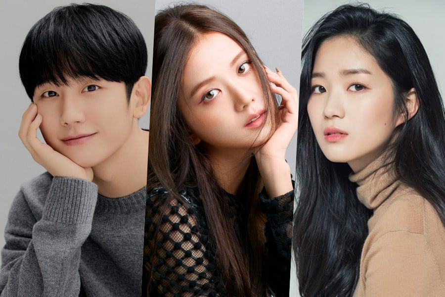 "Jung Hae In And More Confirmed To Join BLACKPINK's Jisoo And Kim Hye Yoon In New Drama By ""SKY Castle"" Creators"
