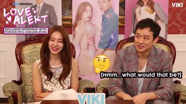 Yoon Eun Hye & Chun Jung Myung's Chemistry: Love Alert