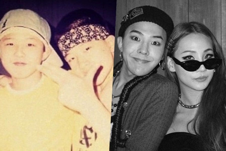 BIGBANG's Taeyang And CL Celebrate G-Dragon's Birthday By Sharing Memories