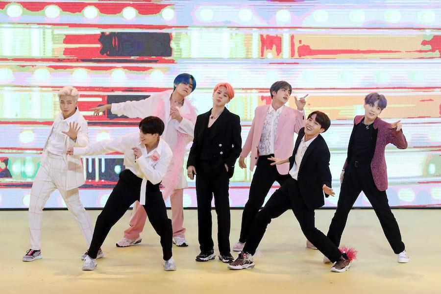 "BTS's ""Boy With Luv"" Featuring Halsey Goes Silver In The UK thumbnail"