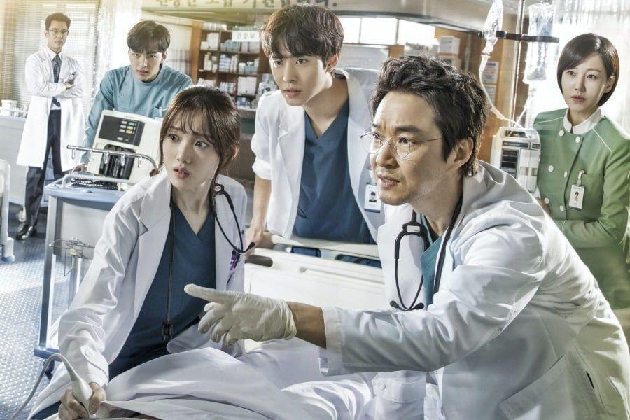 Resultado de imagen para Dr. Romantic 2 ahn hyo seop lee sung kyung