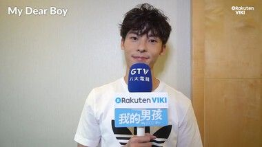 Greg Han's Shoutout to Viki in English: 我的男孩