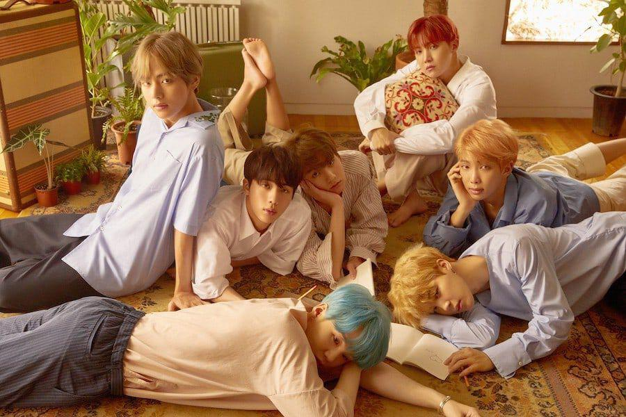 "BTS's ""Love Yourself: Her"" Becomes Their 5th Album To Go Silver In The UK"