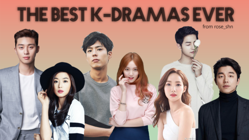 The Best K-Dramas Ever