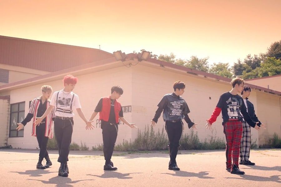 """Watch: IN2IT Escapes To The Light In Intense """"Run Away"""" MV"""