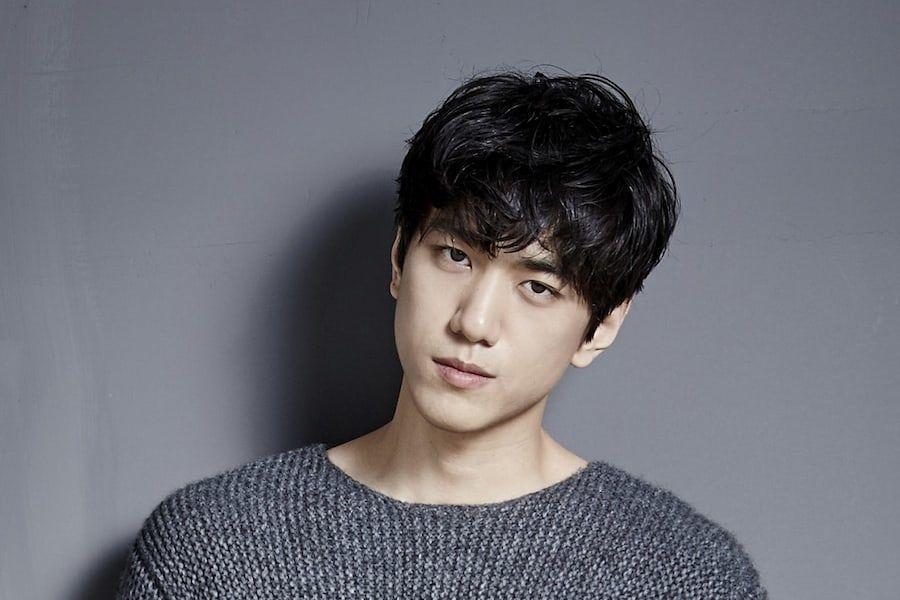 El actor Sung Joon se enlista silenciosamente en el ejército