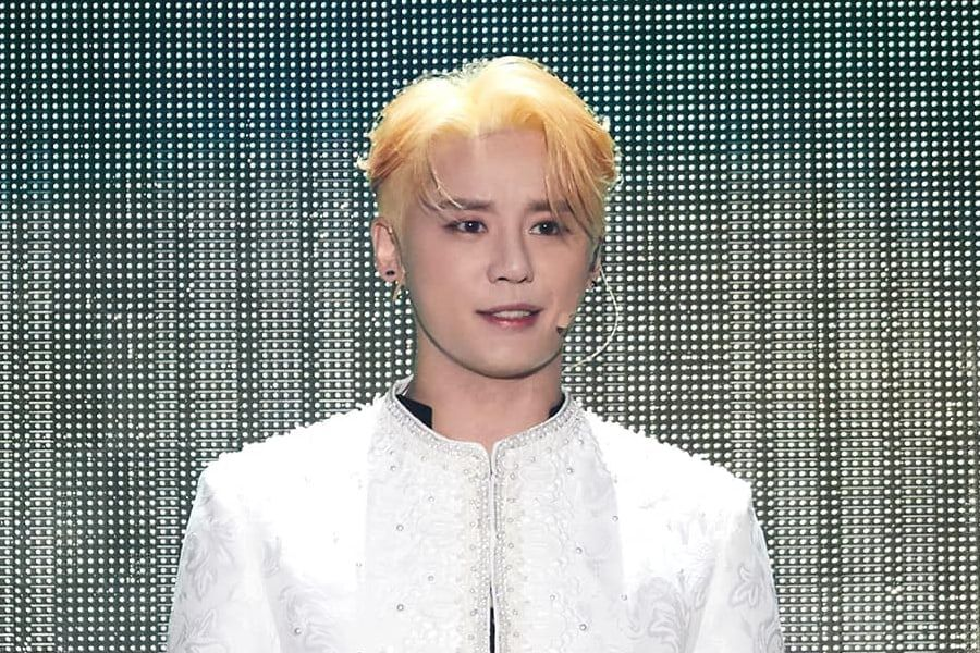 Kim Junsu On Staying Strong During Difficult Times + 1st Public Network Appearance In 10 Years