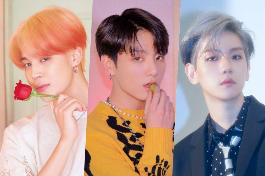 July Boy Group Member Brand Reputation Rankings Announced