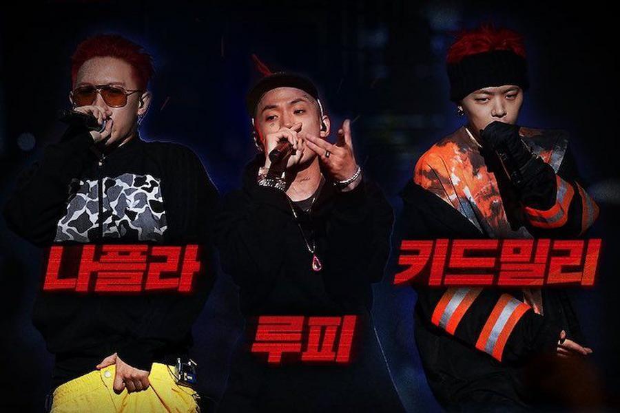 "Watch: ""Show Me The Money 777"" Crowns Winner In Live Finale"