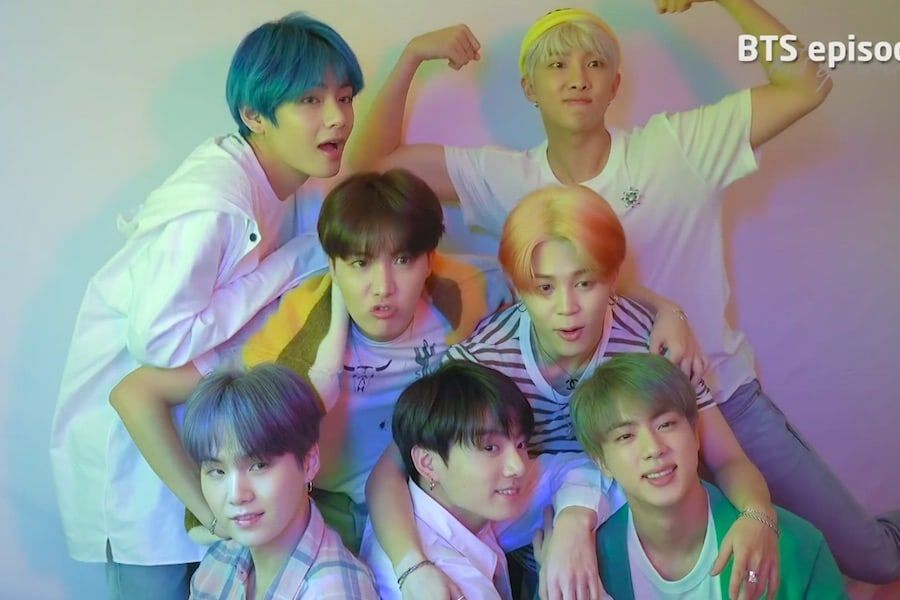 """Watch: BTS Shows How They Created """"Map Of The Soul: Persona"""" Album Photos"""