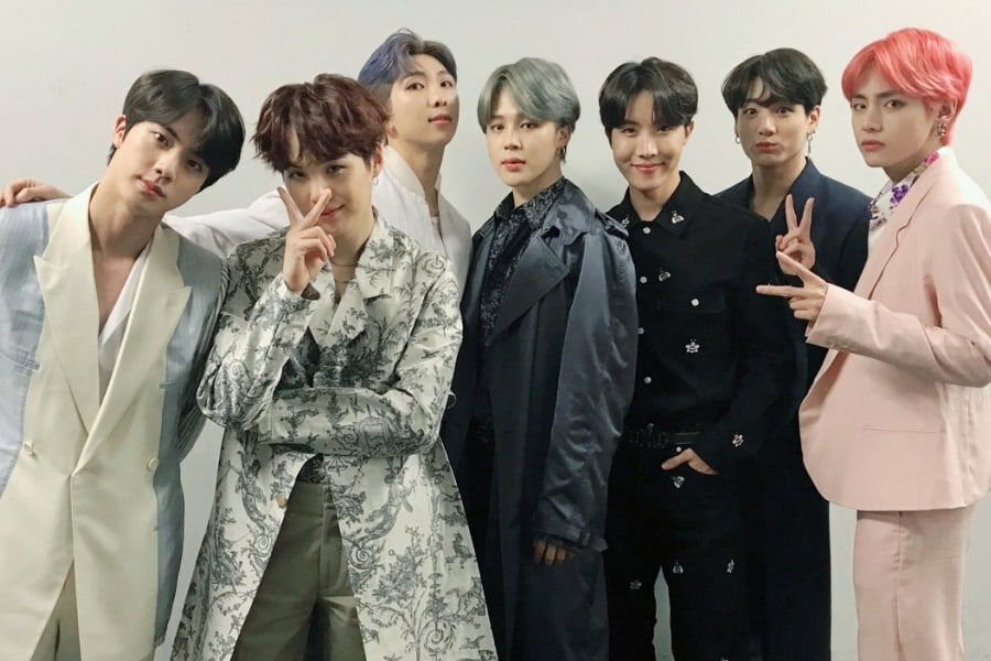 Update: BTS Confirmed To Appear At 2019 Grammy Awards | Soompi