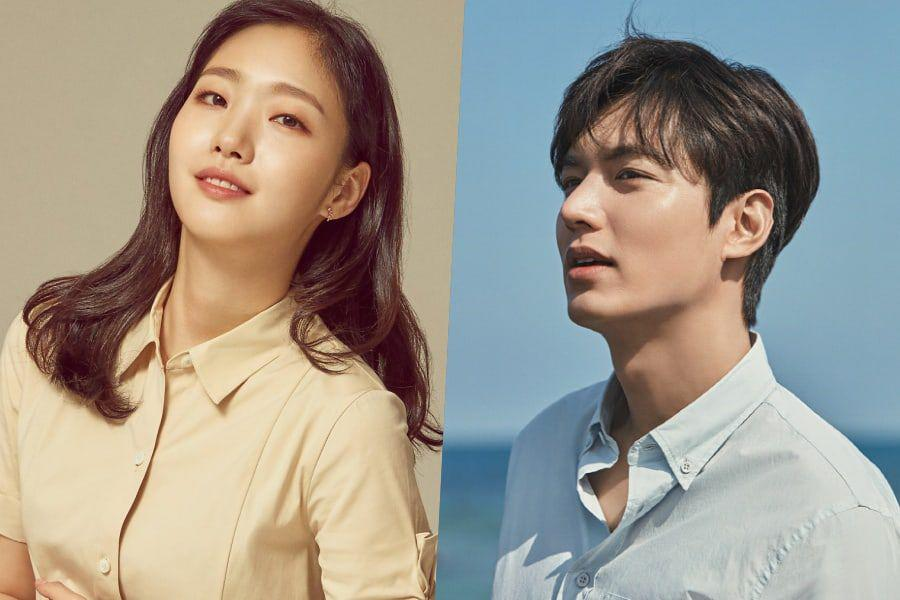 Kim Go Eun To Join Lee Min Ho As Leading Roles In Kim Eun Sook's New Fantasy Drama