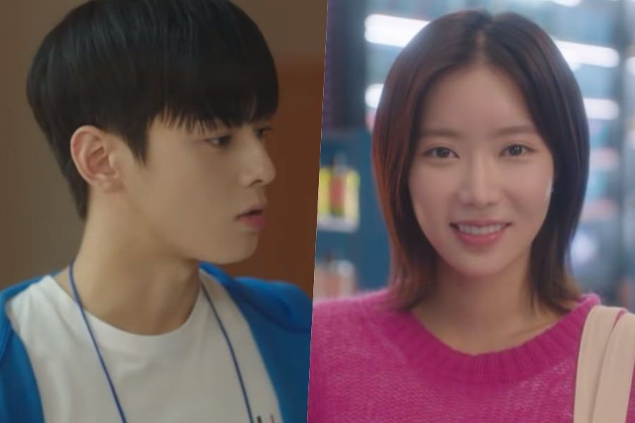 "Watch: ASTRO's Cha Eun Woo Rescues Im Soo Hyang In New ""My"
