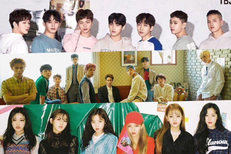 "BTOB, PENTAGON, And (G)I-DLE To Appear On ""Idol Room"" 