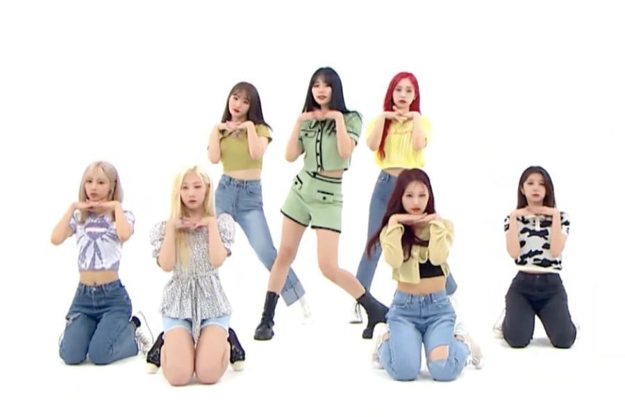 """Watch: Dreamcatcher Premieres Comeback Track """"BEcause"""" On """"Weekly Idol"""""""