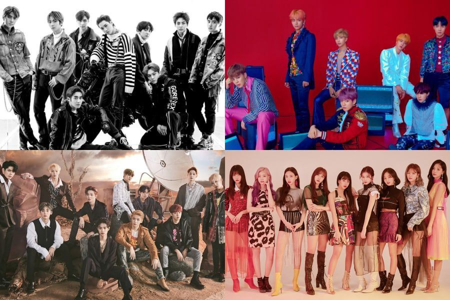 Top 10 Artists With The Highest Total Album Sales Since 2010 | Soompi