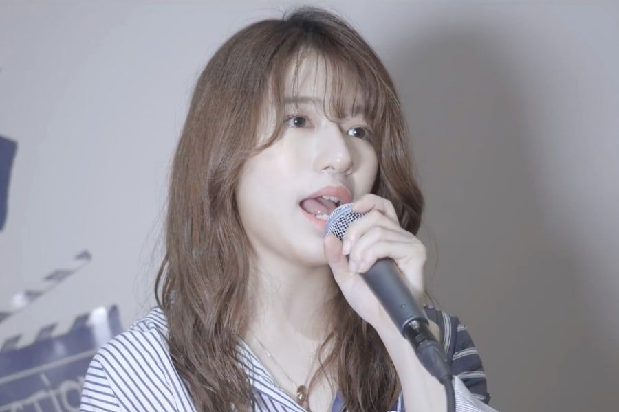 """Watch: """"Produce 48"""" Contestant Takeuchi Miyu Shares Solo Cover Of BTS's """"The Truth Untold"""""""