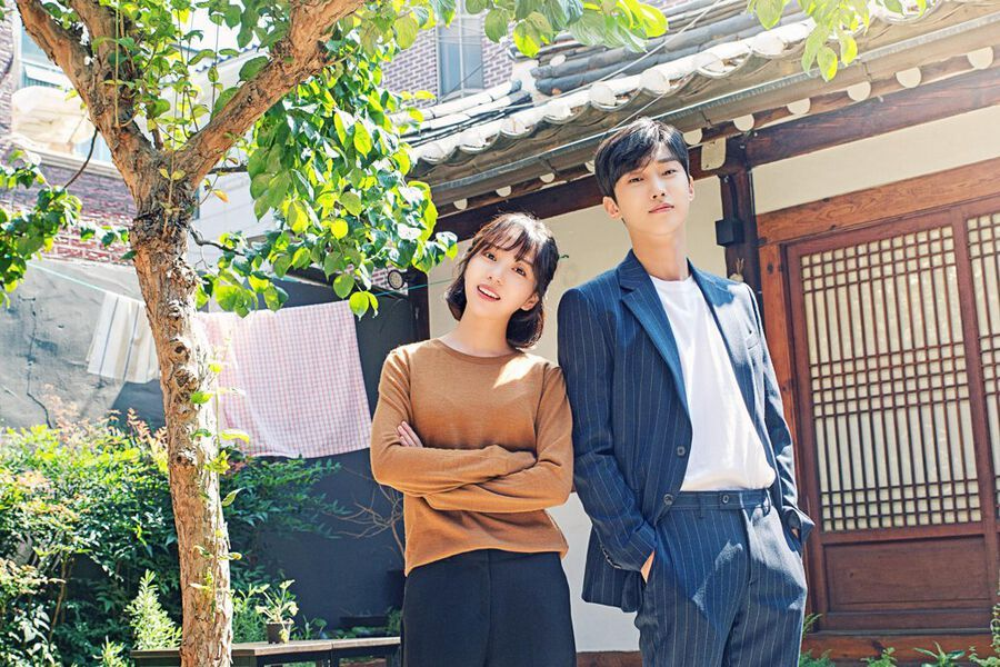 B1A4's Jinyoung And AOA's Mina To Lead New Web Drama
