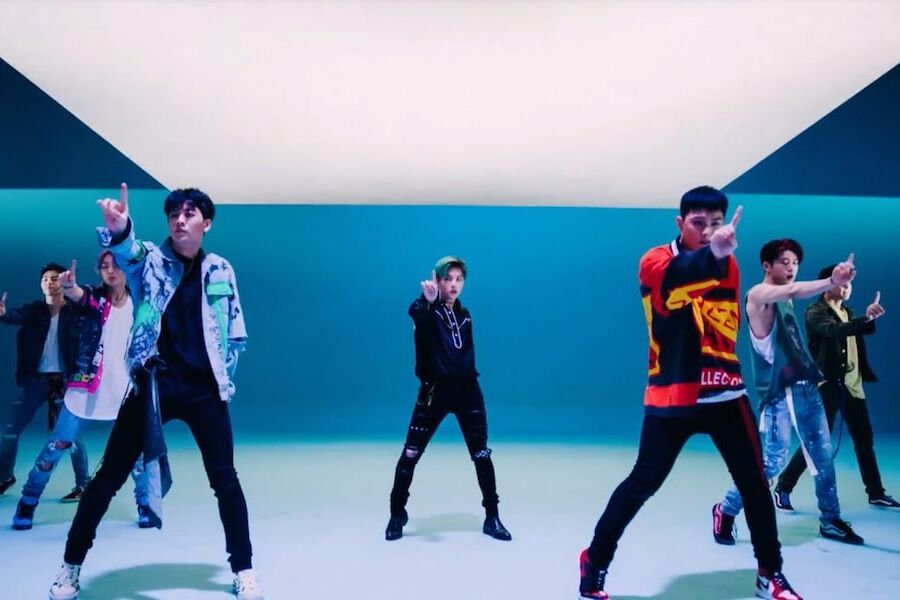 "Watch: iKON Says You're ""Killing Me"" In New MV 