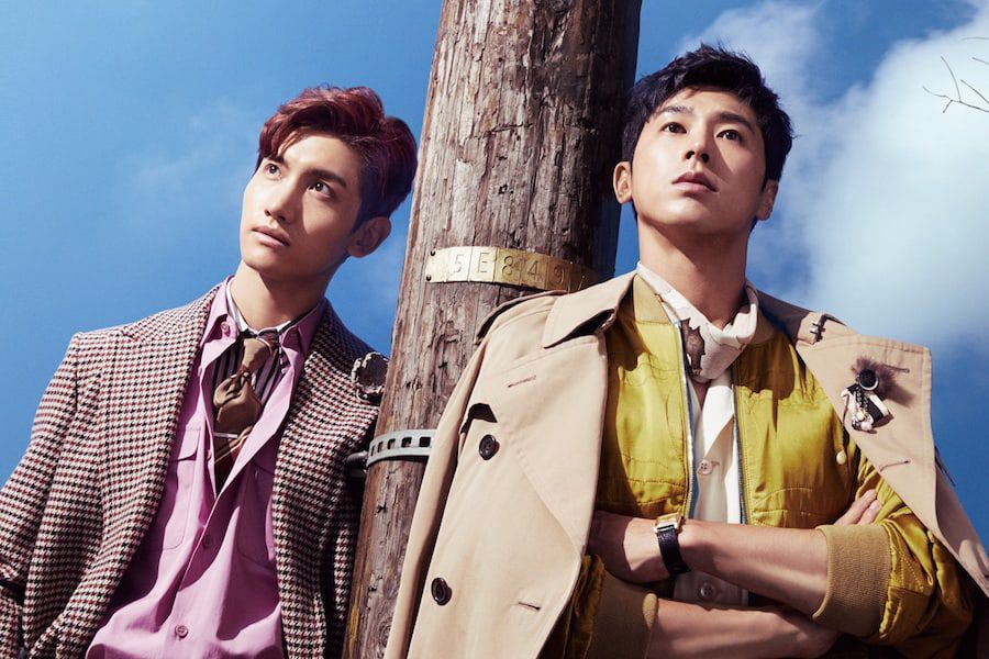 TVXQ's New Japanese Album Excels At The Top Of Oricon's Daily Album Chart Upon Release