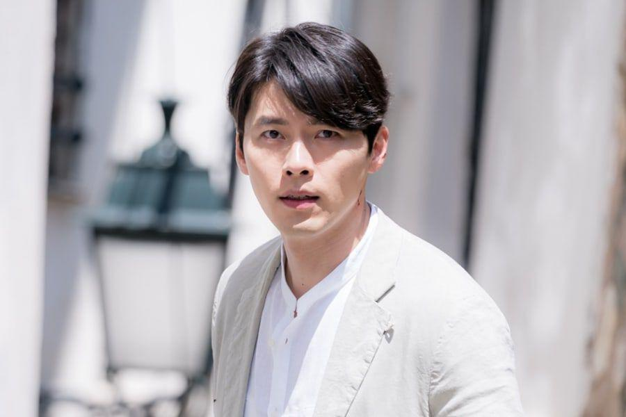 "Hyun Bin Talks About What Drew Him To His Upcoming Drama ""Memories Of The Alhambra"""