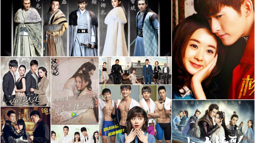 Crushing On C-Drama