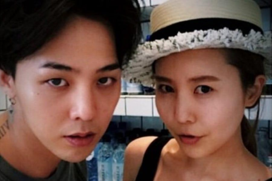BIGBANG's G-Dragon Shares Photos From His Sister Dami Kwon's Wedding To Kim Min Joon
