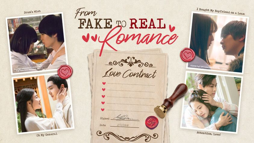 From Fake to Real Romance