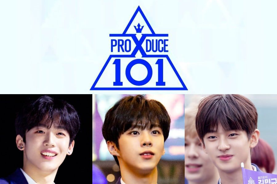 "Produce X 101"" Continues To Reign Over Rankings Of Buzzworthy Non"