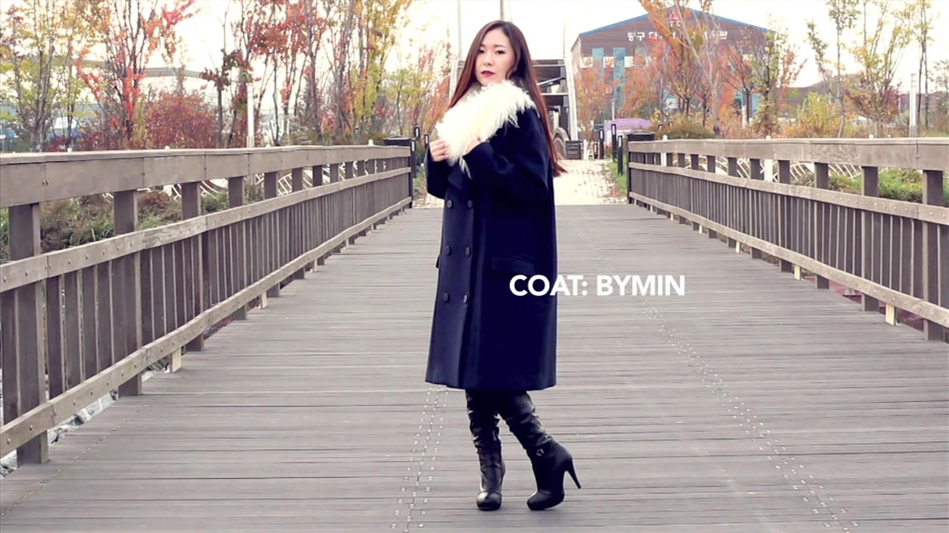 itsjinakim Episode 55: Fall to Winter Lookbook 1: Modern & Classic