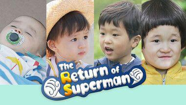 The Return of Superman Episode 318