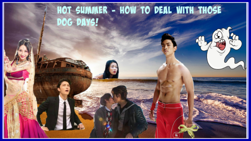 Hot Summer - how to deal with those Dog Days!