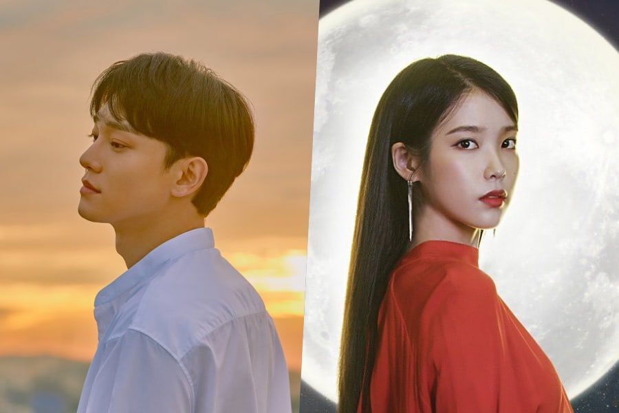 EXO's Chen Expresses Hopes To Collaborate With IU In The Future